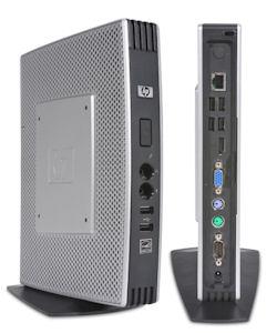 HP Thin Client: t5740