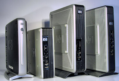 hp thin client t5000 linux image
