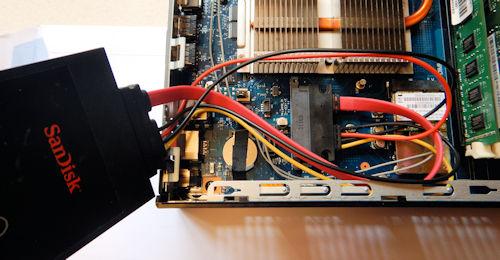 Wyse Z90D7: SSD upgrade